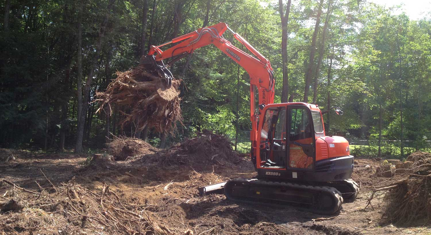 Excavation and Land Clearing NH