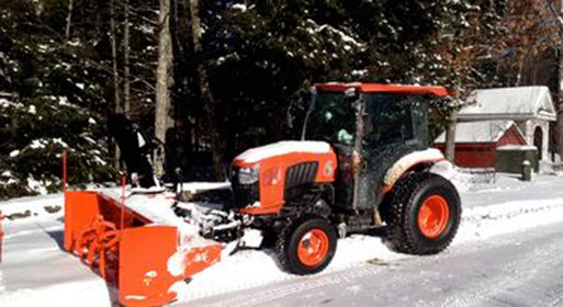 Snow Removal in NH